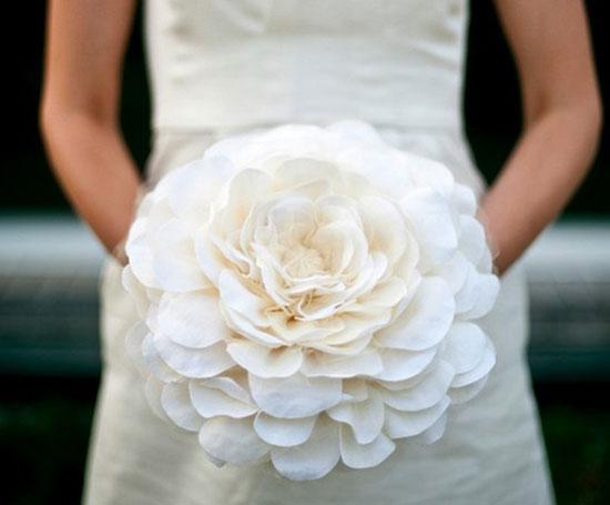 Букет из лепестков роз своими руками - Barsa4u