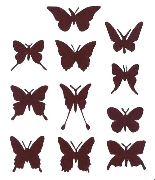 Картины своими руками с бабочками