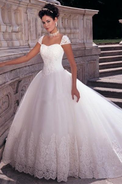 Самое Дорогое Пышное Платье 42