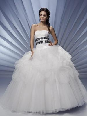 Очень модные фасоны свадебных пышных платьев в 2014 году: фото и тренды