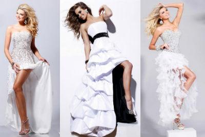 Wedding Saloon :: Свадебные платья короткие со шлейфом фото
