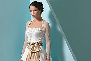 платье для венчания - с фото и