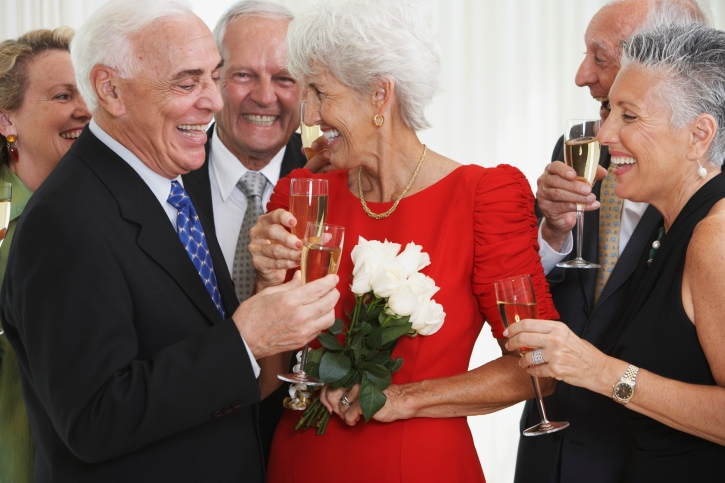 Свадьба кому за 40 поздравления