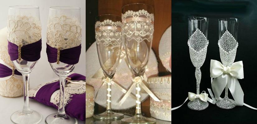 Свадебные украшения фото своими руками