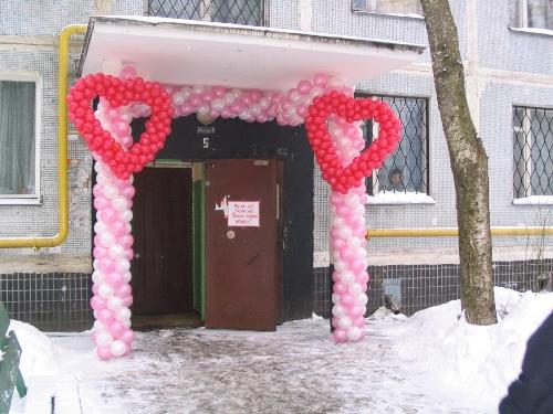 Как украсить квартиру невесты на свадьбу своими руками фото