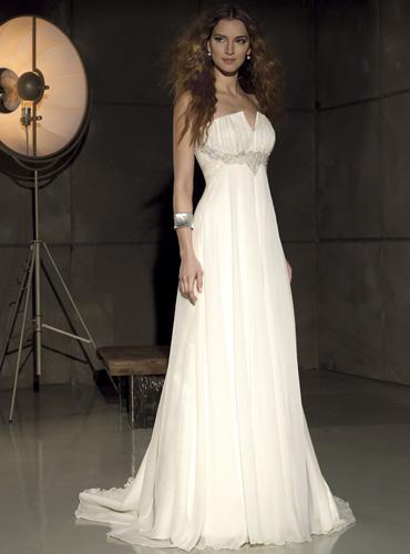 Wedding Saloon :: Выкройка свадебного платья с рукавами