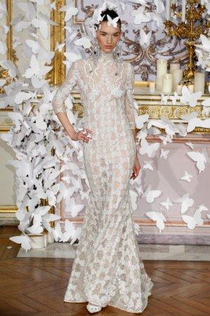 Новые модели свадебных платьев 2014