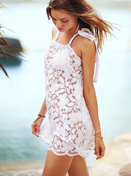 Сшить пляжное платье своими руками фото